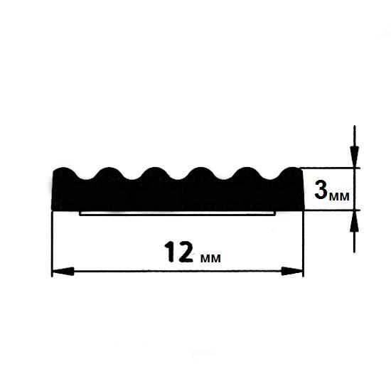 пакетики с клейкой лентой 12 22