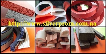 Изделия из резины, производство уплотнителей