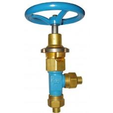 Клапан запорный криогенный АЗК-10-15/250 (КС7142-04)