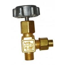 Клапан запорный криогенный АЗК -10-6/250 (КС7155)
