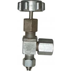 Клапан запорный криогенный АЗТ-10-4/250 (КС7154)