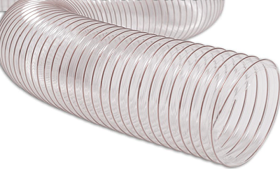 Polyurethane hose, PU hose and Polyurethane flexible ducting hoses.