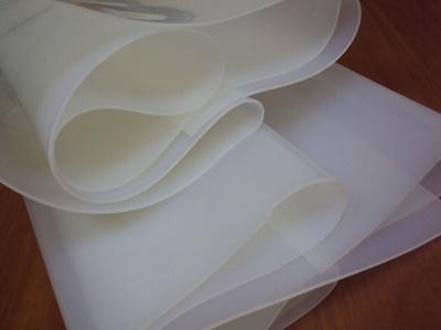 Силиконовые резины, мембраны рулонные, силиконовое полотно