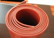 Высокотемпературная силиконовая резина армированная тканью