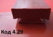 Полоса силиконовая для ножа термозапайки