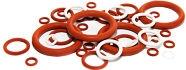 Фторкаучуковые уплотнительные кольца FPM