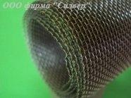 Сетка тканая нержавеющая 0,04 до 30 мм