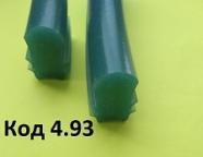 Код.4.93. Уплотнитель куттера ТАЙФУН 14х22 мм