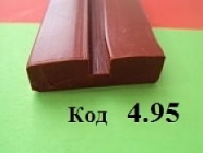 978.Высокотемпературная силиконовая  подложка для  спайки ПЭ-пленки