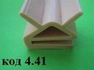 984,Термостойкие уплотнители для промышленных печей 441